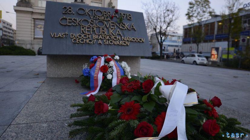Pamätník vzniku prvej Československej republiky