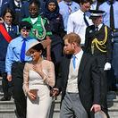 Harry a Meghan na verejnosti už ako manželia! Láska visela vo vzduchu