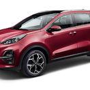 Kia Sportage: Paráda. Facelift prináša 48 V sústavu a hybridný diesel!