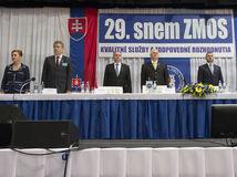ZMOS, 29. snem, Bratislava