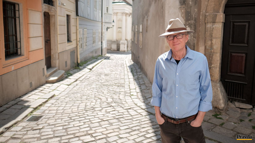 David Grossman, izraelský spisovatel