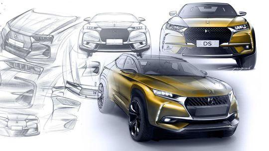 DS3 Crossback: Prvý elektromobil značky príde do Paríža