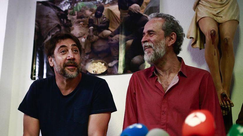 Javier Bardem Willy Toledo