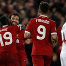 Mohamed Salah, Roberto Firmino, Sadio Mané