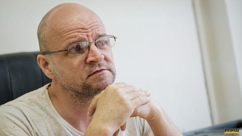 Imunológ Vladimír Leksa