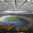 Ukrajinská pýcha. Pozrite si štadión, ktorý pohostí hviezdy Ligy majstrov