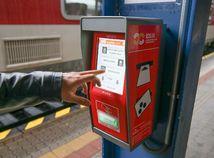 ZSSK, vlak, železnice, integrovaný dopravný systém, IDS BK,