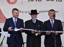 ČR politika SR diplomacia Babiš Pellegriny Brno stretnutie