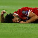 Salah možno príde o MS. Klopp: Ramos si z Egypťanov neurobil kamarátov