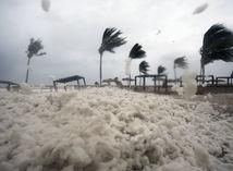cyklón mekunu
