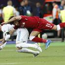 Faraónov hnev. Ramos zranil Salaha úmyselne, zúria Egypťania