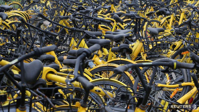 bicykle, bike sharing