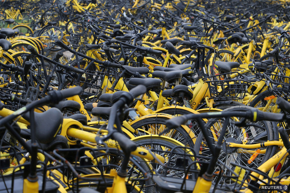 bicykle, bike sharing