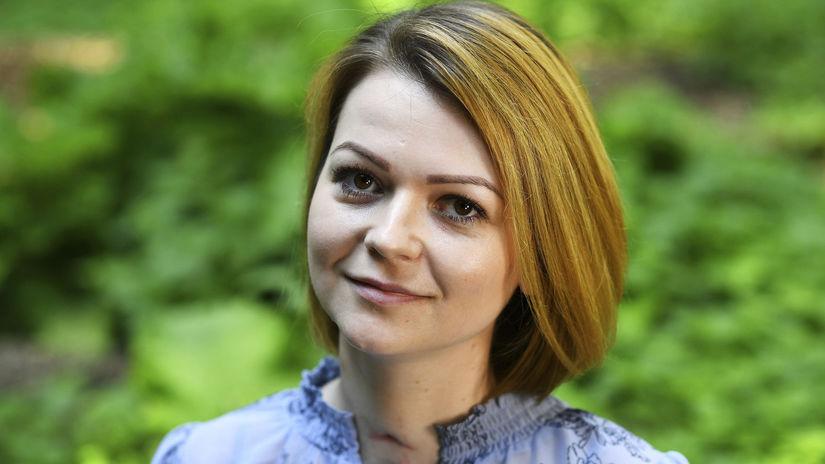 Julia Skripaľová