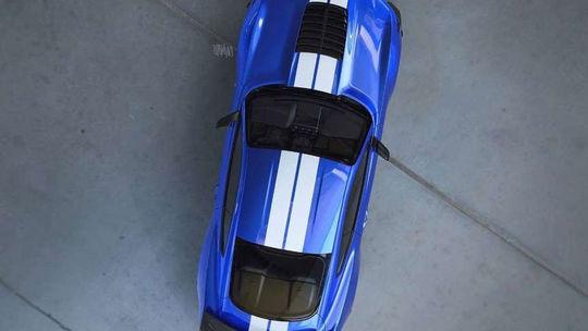 Ford Mustang Shelby GT500: Šialený Pony car má mať 700 koní!