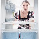 prázdna chladnička