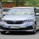 Škoda Octavia 2020 - testovacia mula