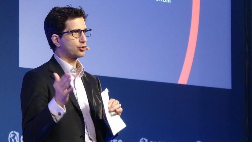 americký hacker, Jeff Moss, konferencia GLOBSEC