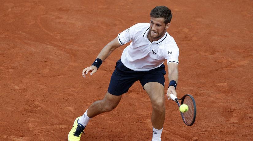 Francúzsko Tenis Roland Garros grandslam 2.kolo...