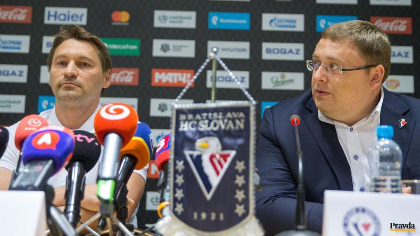 Široký Slovan KHL Országh