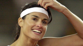 10. Gabriela Sabatiniová