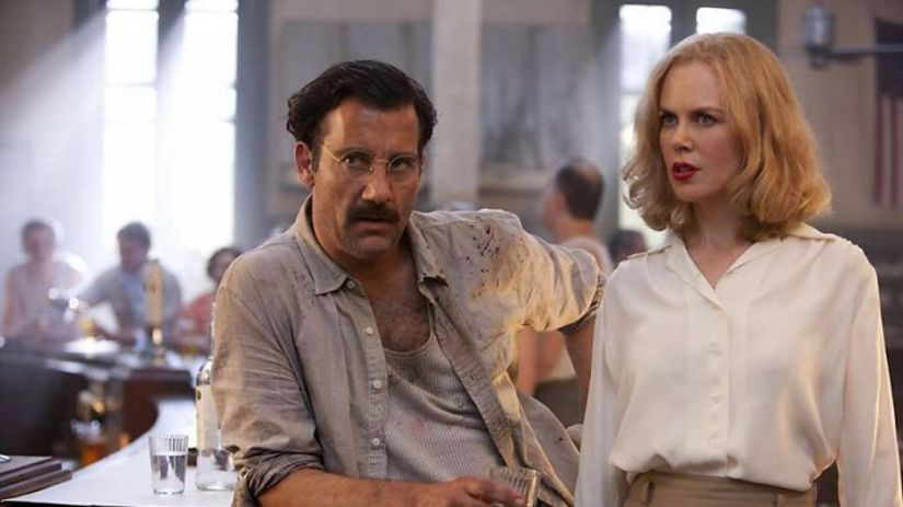 Clive Owen ako Ernest Hemingway and Nicole...
