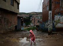 dieťa, chudoba, slum