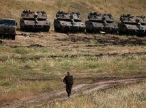 Izrael, vojak, vojaci, tank, armáda