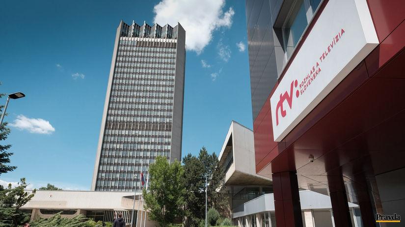 RTVS, Mlynská dolina