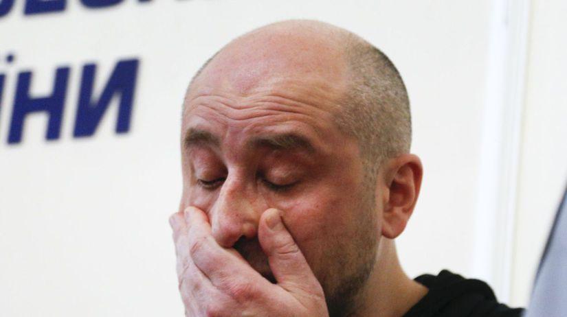 Ukrajina Rusko Arkadij  Babčenko