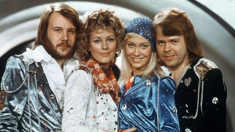 Bjorn Ulvaeus, Agnetha Faltskog, Anni-frid...