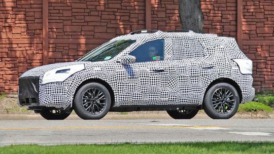 Ford Kuga: Nová generácia už jazdí. Príde do dvoch rokov