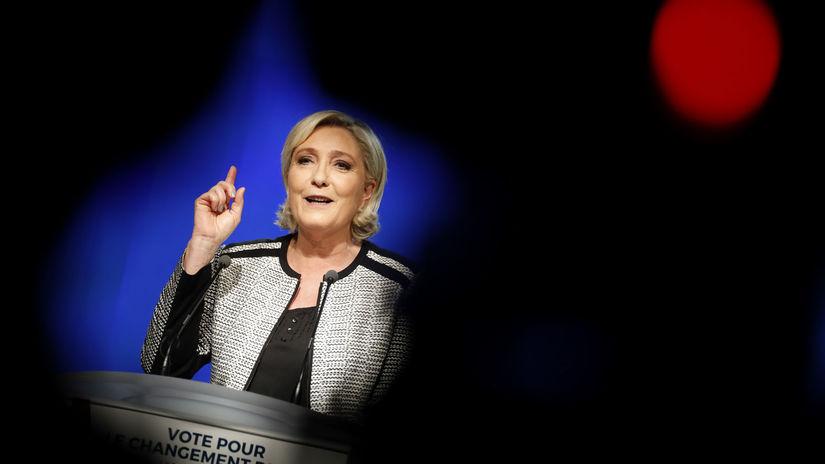 Francúzsko Národný front Strany Názov Zmena