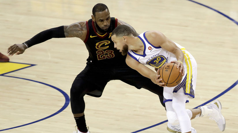 LeBron James, Stephen Curry,