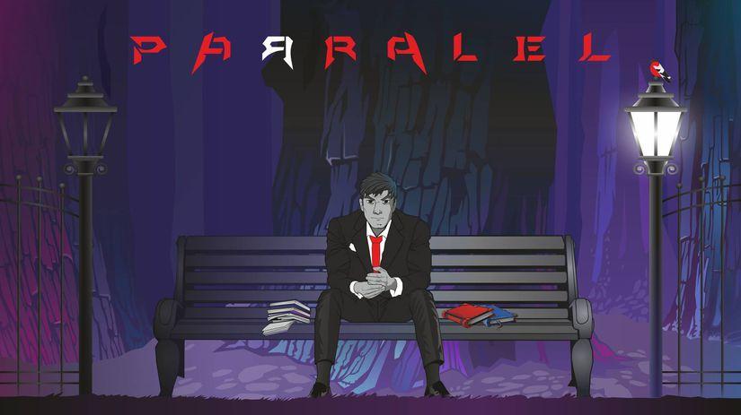 Snímka Parralel je prvým slovenským komiksovým...
