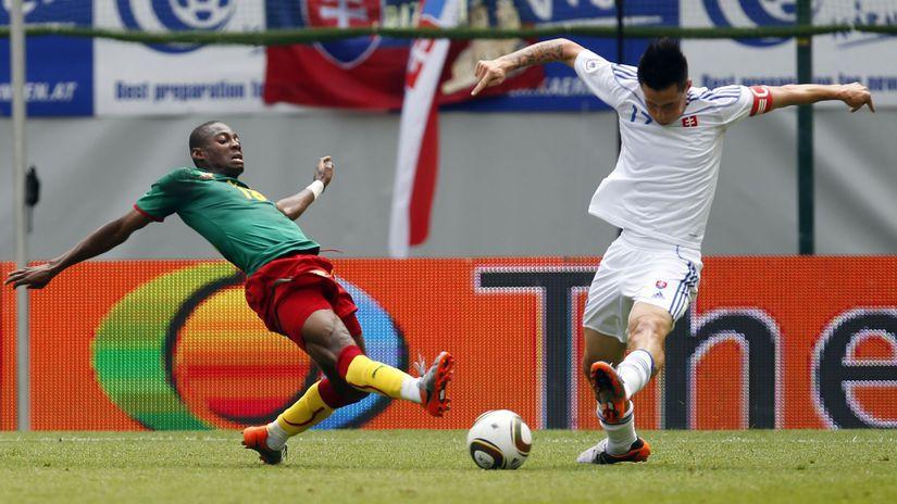 Marek Hamšík, Kamerun