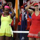 Serena Williamsová, Maria Šarapovová