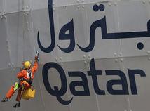 Katar, umývanie, čistenie