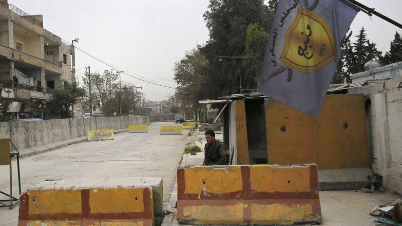 Manbidž, sýria