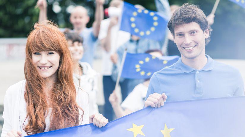 mládež, Európska únia, erasmus