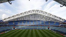 štadióny MS futbal