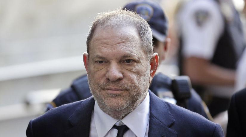 USA Weinstein znásilnenie súd vina popretie