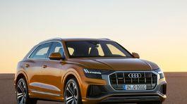 Audi Q8 - 2018