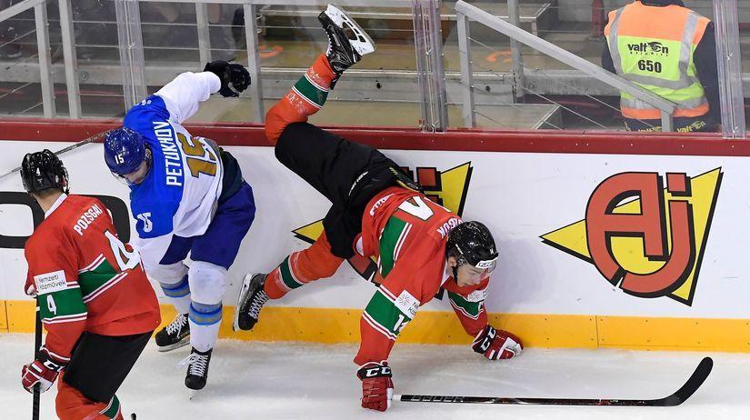 hokej, Maďarsko, ilustračná