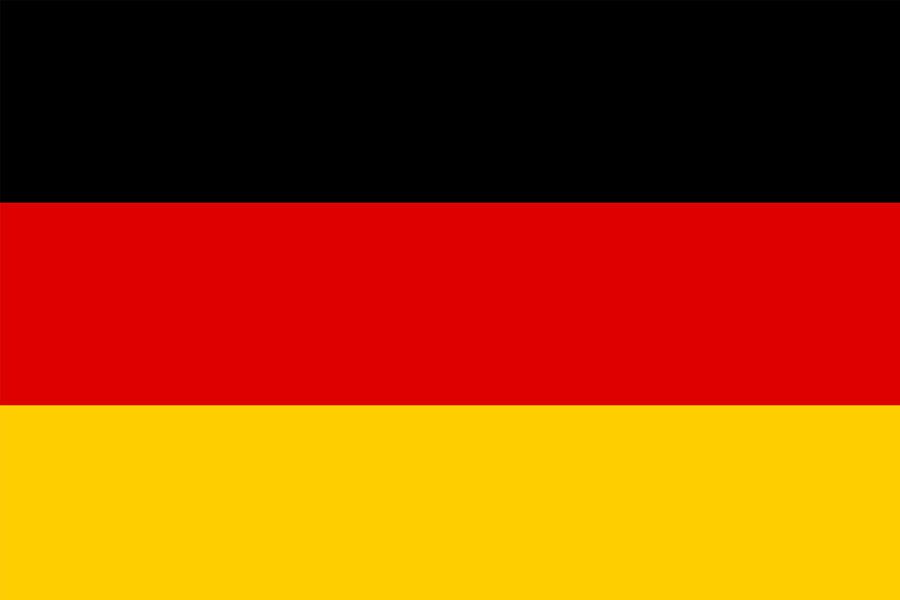 Nemecko, vlajka