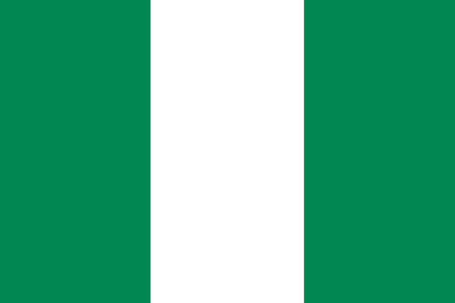 Nigéria, vlajka
