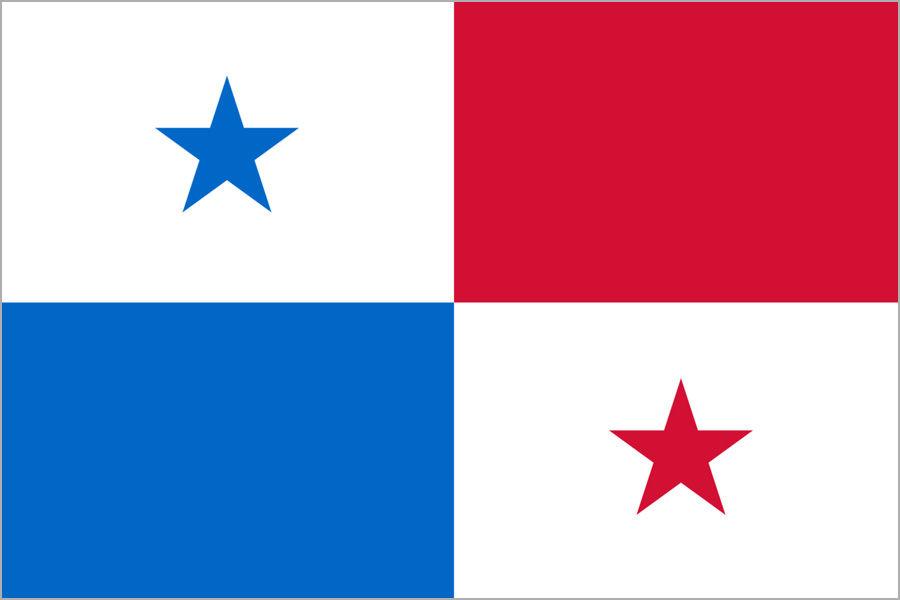 Panama, vlajka