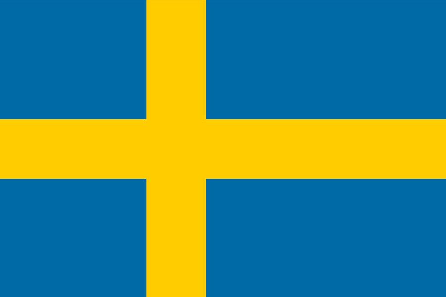 Švédsko, vlajka