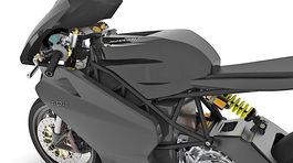 Mankame EP-1 - elektrická motorka