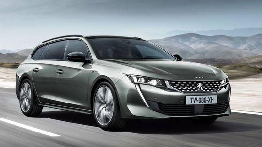 Peugeot 508 SW: Kombi či viac shooting brake? Z každého niečo